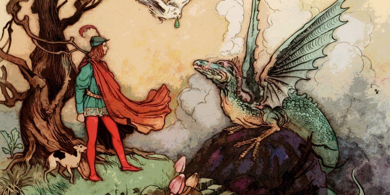 VIDEO : Comment sont nés les dragons ? (Histoire médiévale et Fantasy)