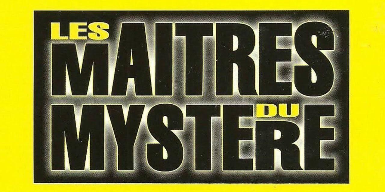 Théatre Radiophonique – Les Maitres du Mystère : Une praline pour le diable (Francis Didelot)