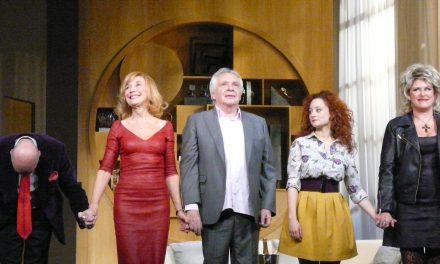 VIDEO : Représailles (pièce de théâtre) avec Marie-Anne Chazel  & Michel Sardou