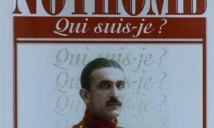 PODCAST : Partons à la découverte de l'homme politique belge Pierre Nothomb