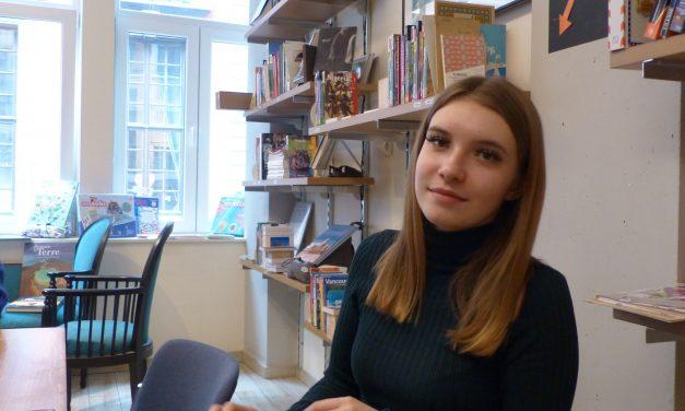 PODCAST : Cécilia, jeune artiste talentueuse qui fera bientot parler d'elle