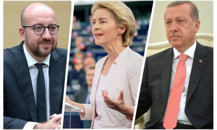 Le « sofagate » ou la faillite de la politique étrangère de l'Union européenne