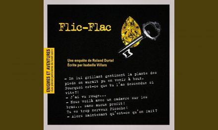 PIECE DE THEATRE RADIOPHONIQUE : Enigmes et aventures : « Flic-Flac » (Les pièces policières du lundi soir)
