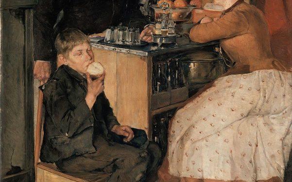 À quoi ressemblaient les premiers restaurants ?