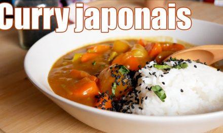 VIDEO:Comment préparer un curry japonais VEGGIE