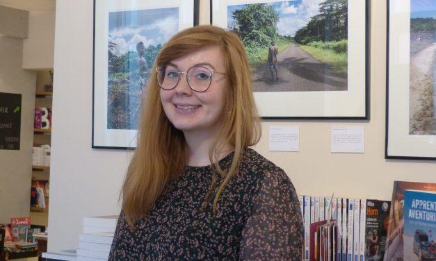 PODCAST:Alexandra Bragina,jeune éditrice passionnée d'Egyptologie se dévoile