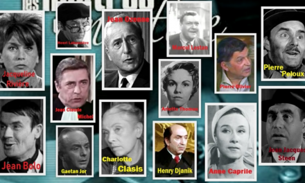 THEATRE RADIOPHONIQUE : Les Maîtres du mystère – L'Assassin part en vacances
