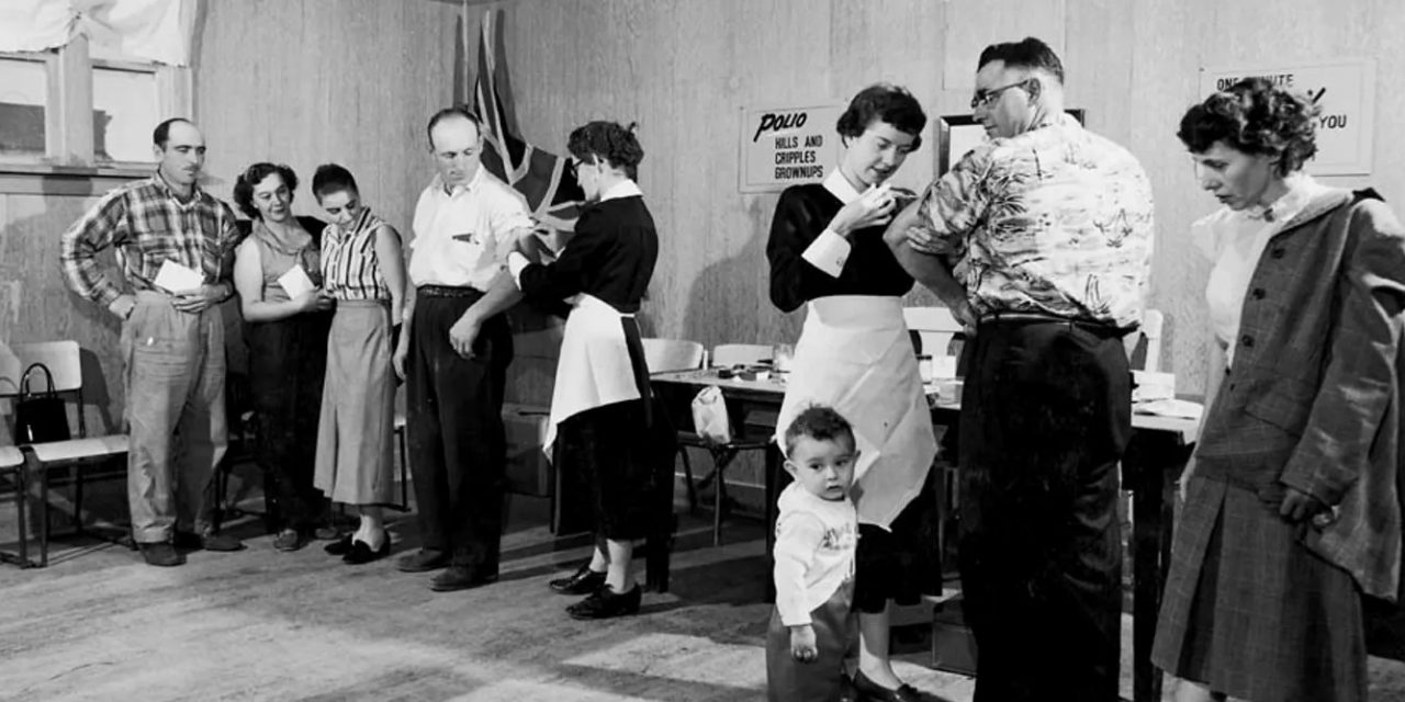 Vaccination : quelles leçons tirer de la polio et de la grippe H1N1 ?