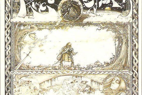 PODCAST MUSICAL:La Croisière Folk – Explore Bob Johnson & Pete Knight – The King Of Elfland's Daughter (1977)