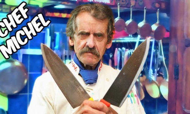 VIDEO:COURS DE CUISINE – Comment utiliser un couteau