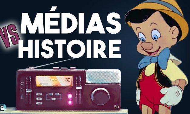 VIDEO:L'Histoire est-elle manipulée par les médias ?