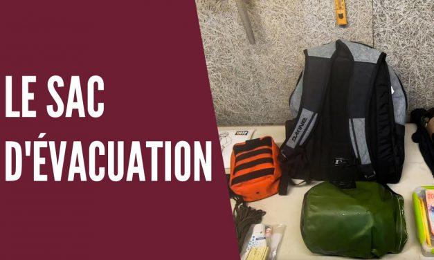 VIDEOS:Le sac d'évacuation d'urgence du domicile – La base indispensable ! (UTILE POUR LES VICTIMES D'INCENDIES,D'INNONDATIONS …)