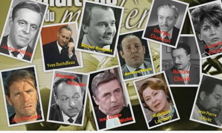 THEATRE RADIOPHONIQUE : Les Maîtres du mystère – Le Tueur numéro deux