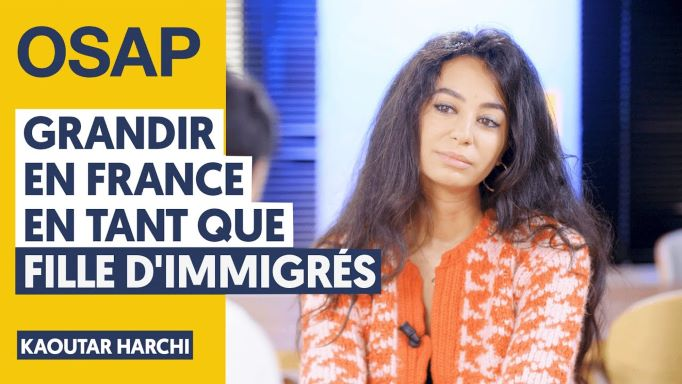 VIDEO : GRANDIR EN FRANCE EN TANT QUE FILLE D'IMMIGRÉS