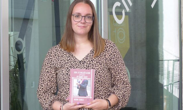 PODCAST : Marion Charles vous fait découvrir son premier roman « Un collègue presque parfait »
