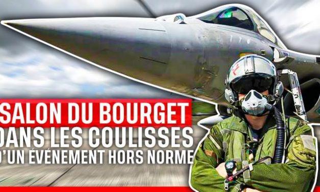 VIDEO : Salon du Bourget, les coulisses d'un événement hors normes