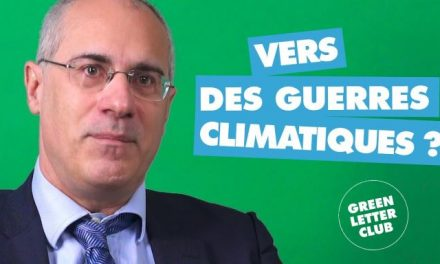 VIDEO : Géopolitique : vers des guerres climatiques ?