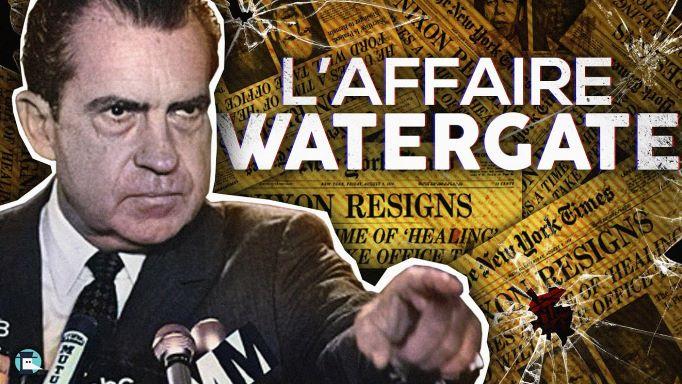 VIDEO : Le scandale du Watergate : La chute d'un président américain