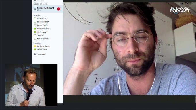 VIDEO : Le Nouveau Podcast – Un nouvel espace francophone