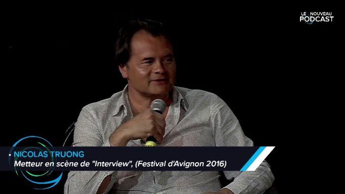 VIDEO : Le Nouveau Podcast – L'art de l'interview